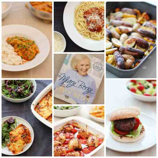 Mary Berry Absolute Favourites Review