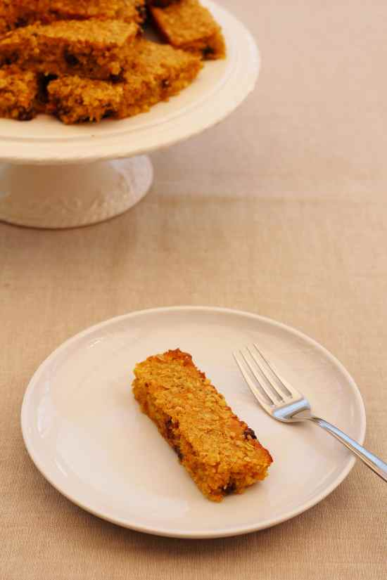 Wholemeal Self Raising Flour Carrot Cake