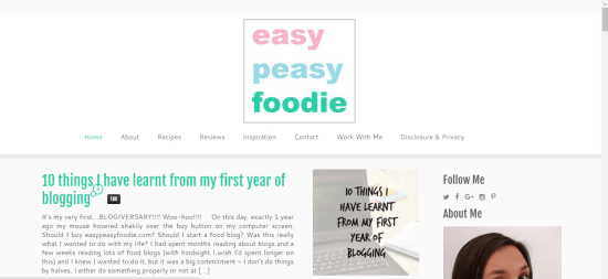 Blog Redesign