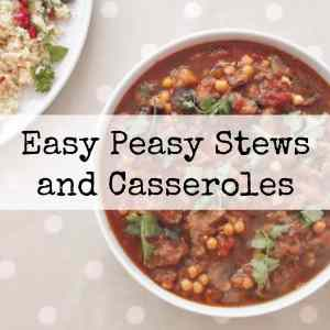 Easy Peasy Stews and Casseroles