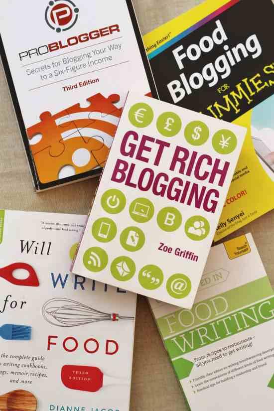 My favourite blogging books