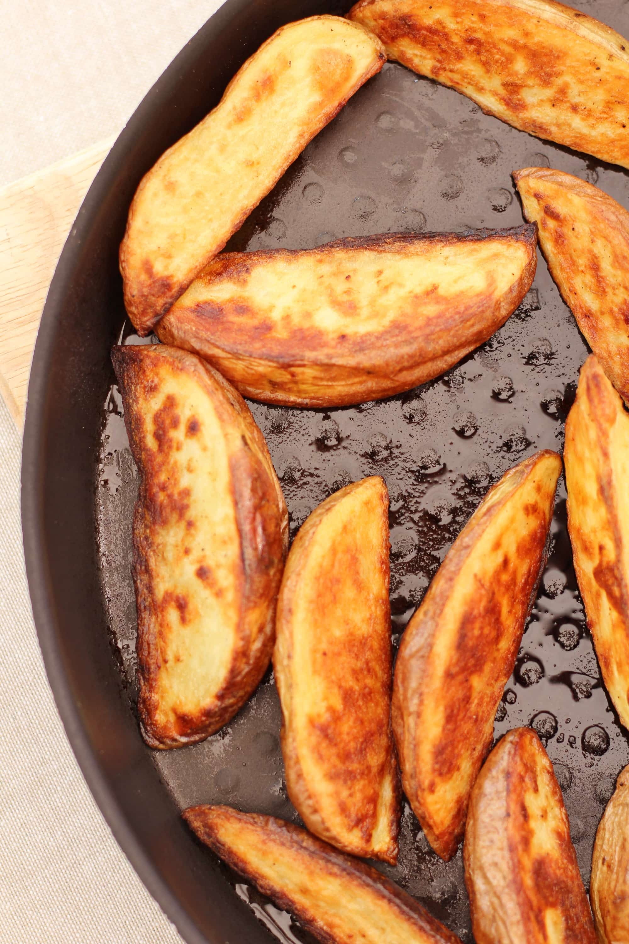 Easy Peasy And Fun: Easy Peasy Homemade Oven Chips