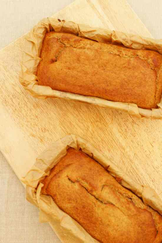 Madeleine Shaw's Banana and Cinnamon Loaf from Get the Glow