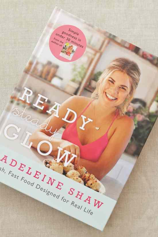 Review of Ready Steady Glow by Madeleine Shaw
