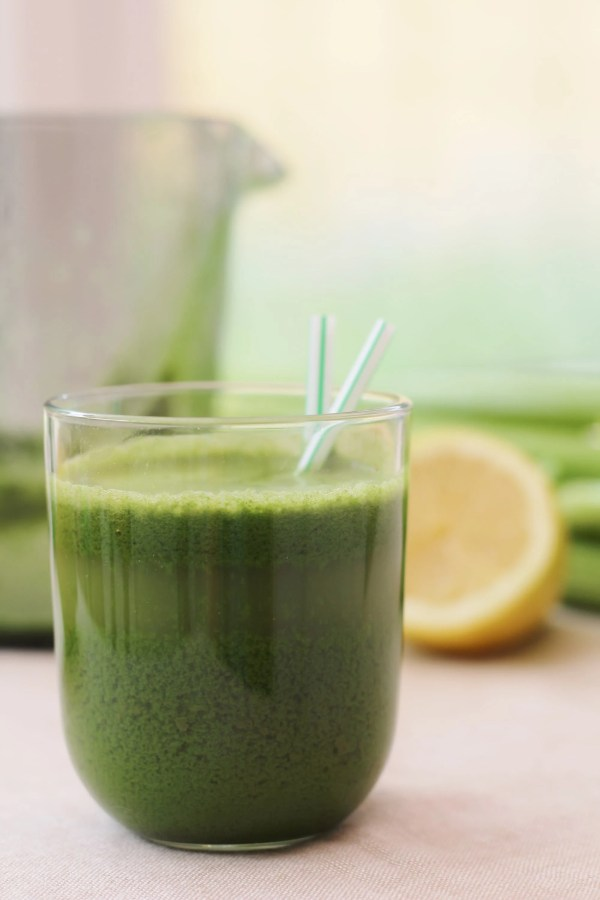 Sirtfood Diet Green Juice Recipe