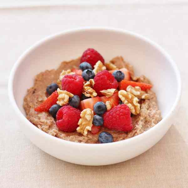 Sirtfood Chocolate Porridge