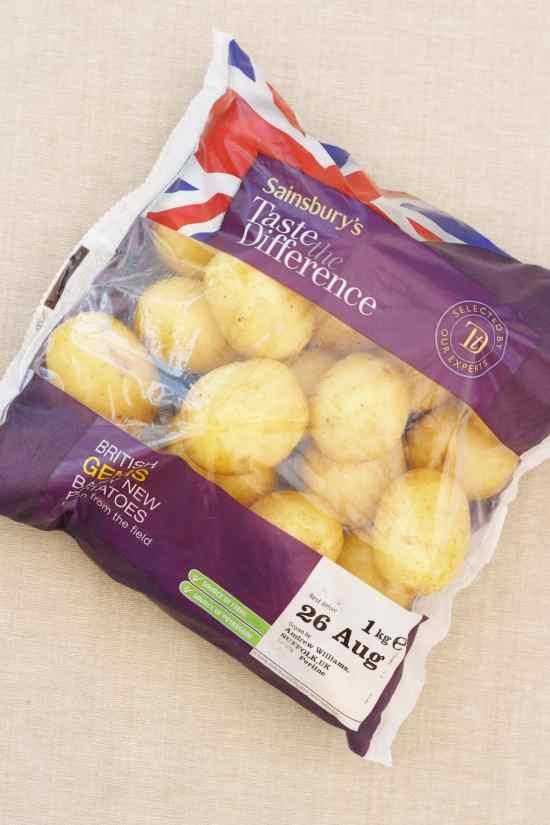 Sainsburys Taste the Difference British Gems