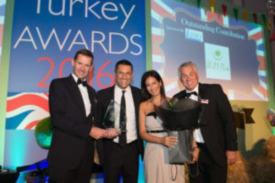 Strut and Cluck at the British Turkey Awards 2016