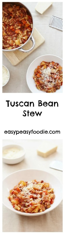 Tuscan Bean Stew