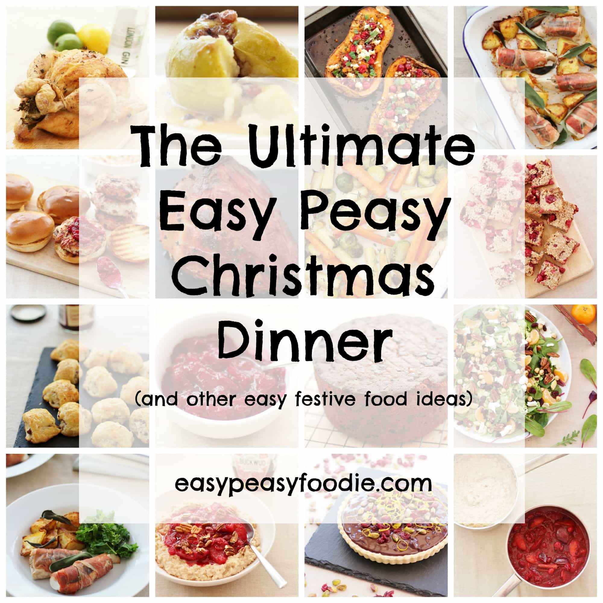 90+ Christmas Food Ideas For Family - 10 Kid Friendly Christmas Eve ...