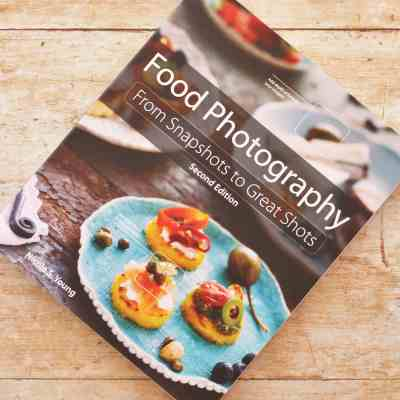 Review & Giveaway: Food Photography – From Snapshots to Great Shots (GIVEAWAY NOW CLOSED)
