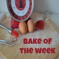 Bake of the Week