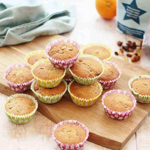 Gluten Free Mini Simnel Cakes