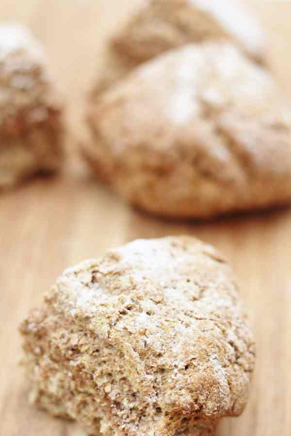 Easy Wholemeal Soda Bread
