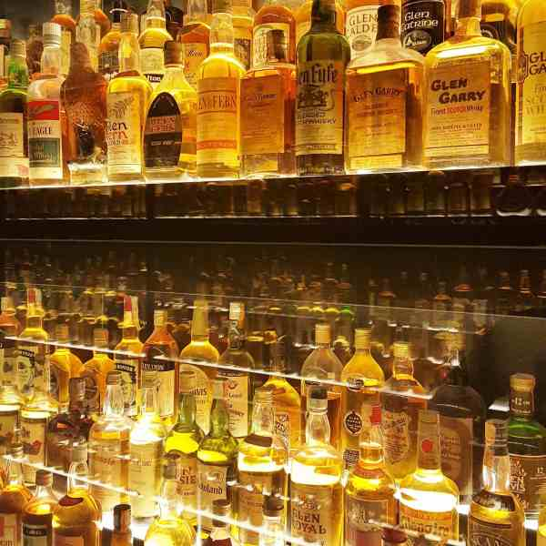 The Scottish Whisky Experience