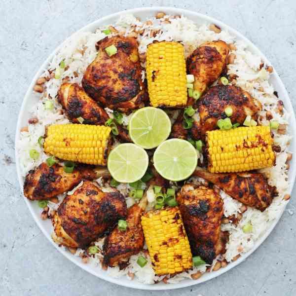 Peri Peri Chicken (Nando's Copycat)