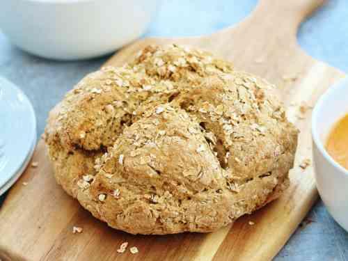No Buttermilk Soda Bread (Vegan & Dairy Free)