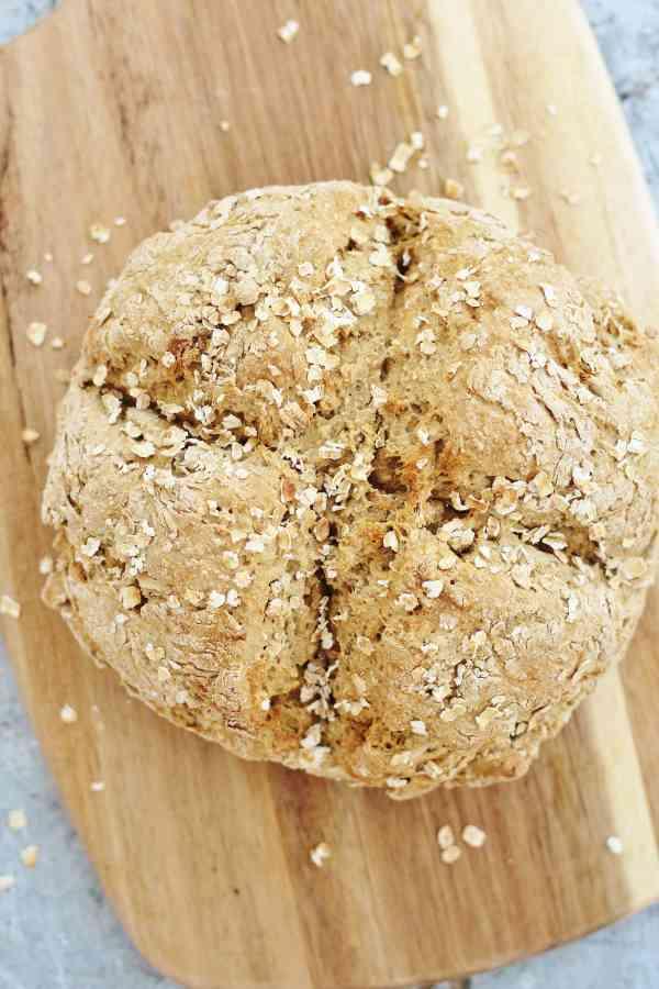 Soda Bread Without Buttermilk Dairy Free Vegan