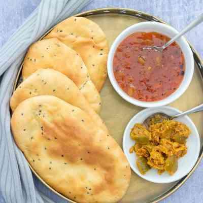 Easy Homemade Naan Bread