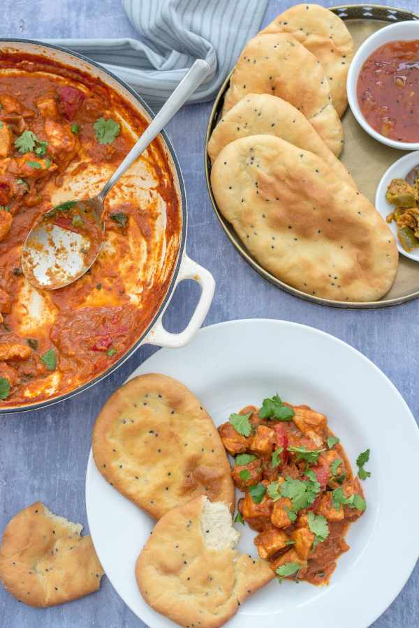 Easy Homemade Chicken Tikka Masala