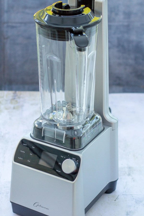 15 Minute Hidden Vegetable Pasta Sauce & Froothie Optimum VAC 2 Blender Review