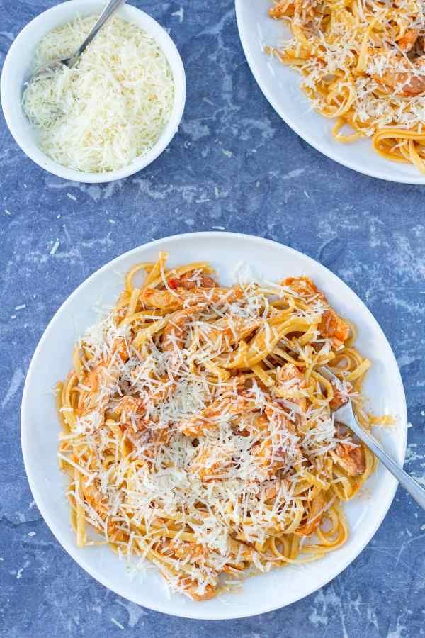 Easy Chicken Bolognese