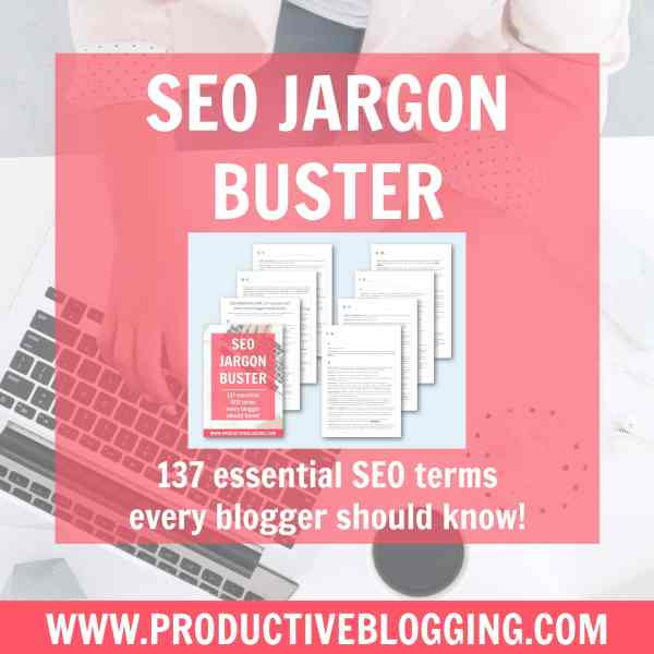 SEO Jargon Buster