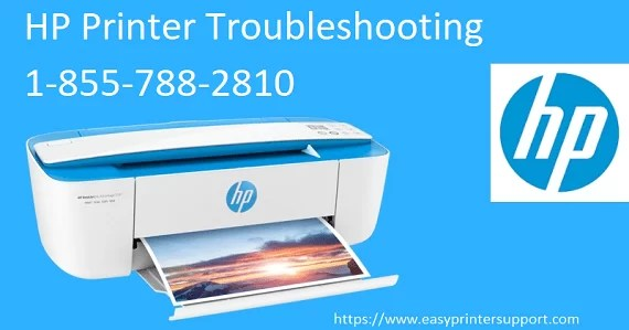 HP Printer Troubleshooting Guide +1-855-788-2810 To Fix Problems