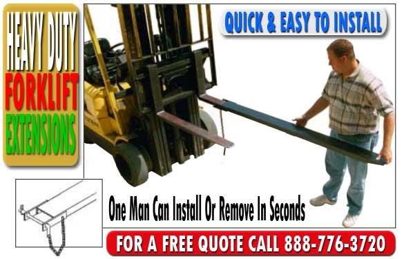 Forklift Extension For Sale