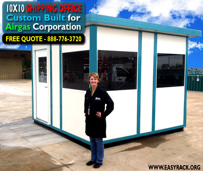 Prefabricated Shipping Office