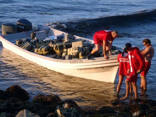 $1 million worth of marijuana seized after boat runs aground in Palos Verdes Estates - Jim Caldwell - Redondo Beach