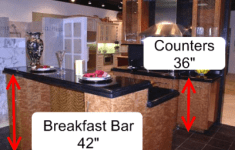 28 Stunning Kitchen Bar Heights That Will Cheer Up Your Home