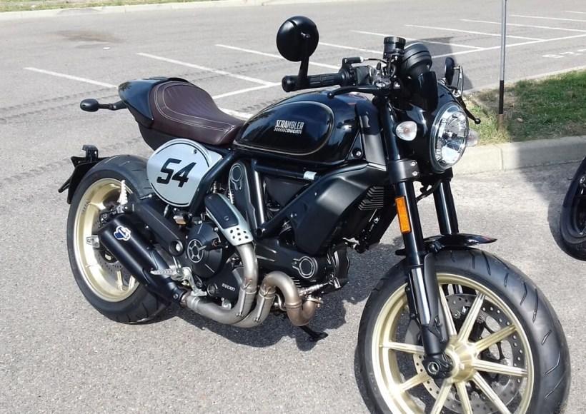 Moto Ducati Scrambler 800 Kayamotorco