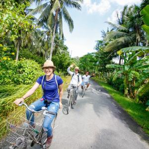 Start from Mui Ne Mekong Delta Tour