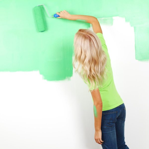 verniciatura pareti
