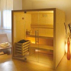 sauna domestica