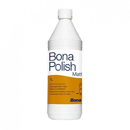 Cera Per Il Trattamento Di Pavimenti Opachi Bona Polish Matt 1l