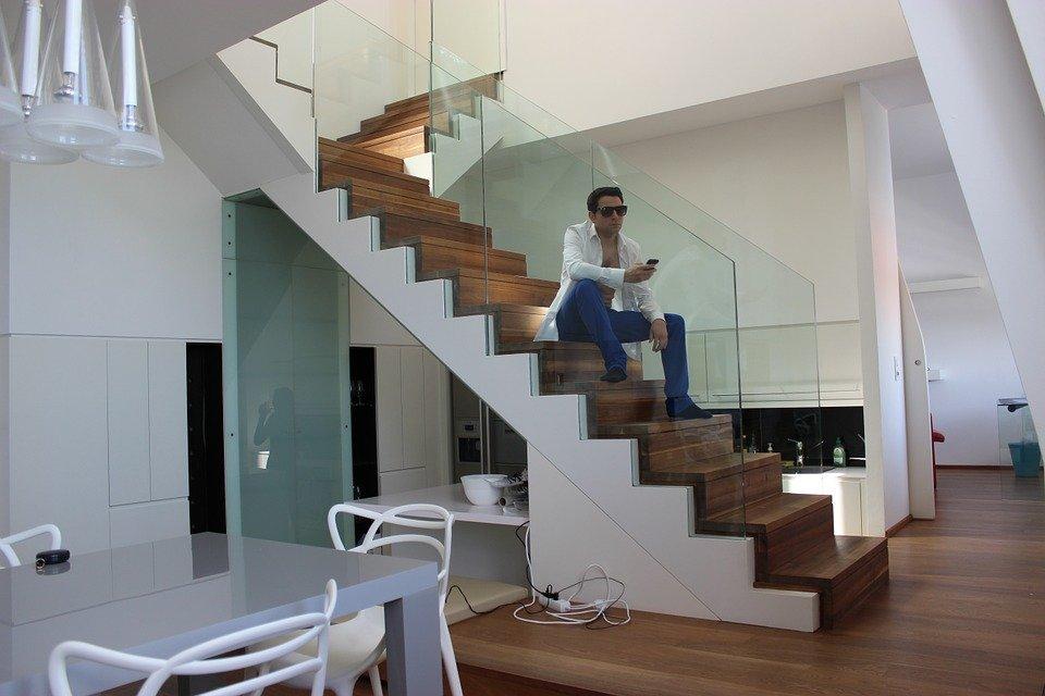 Scale da interno soluzioni ottimali per il tuo appartamento - Scale per appartamenti ...