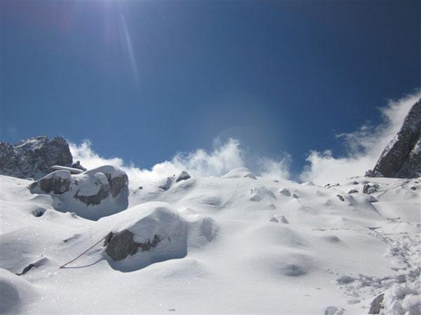 Jade Dragon Snow Mountain, Lijiang, Yunnan