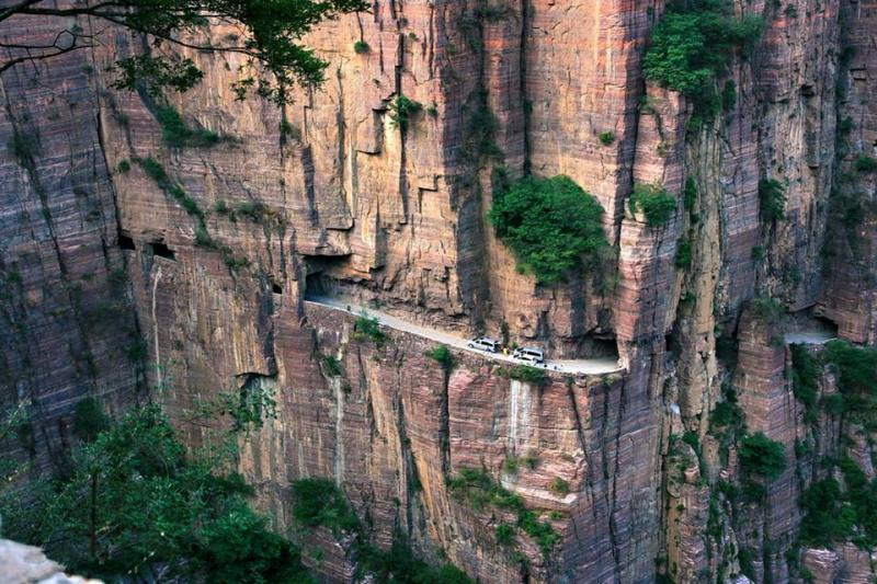 China's Most Dangerous road