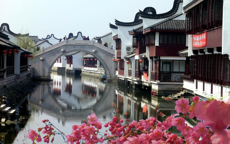 Shanghai's old architectures