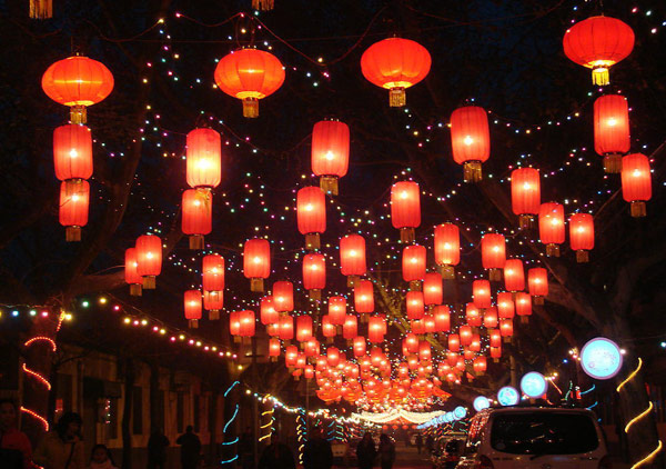 Lantern Festival, Chinese New Year