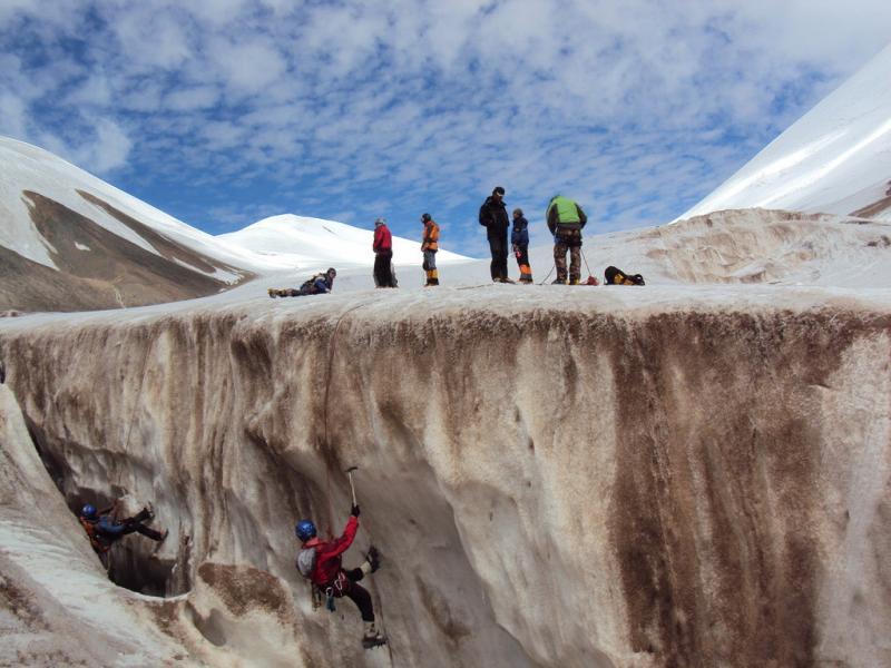 China mountain climbing trips