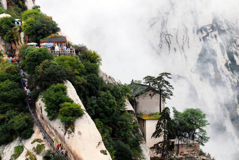 China mountain treks
