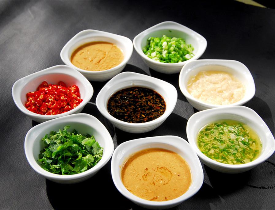 Seasonings for Making Dumpling