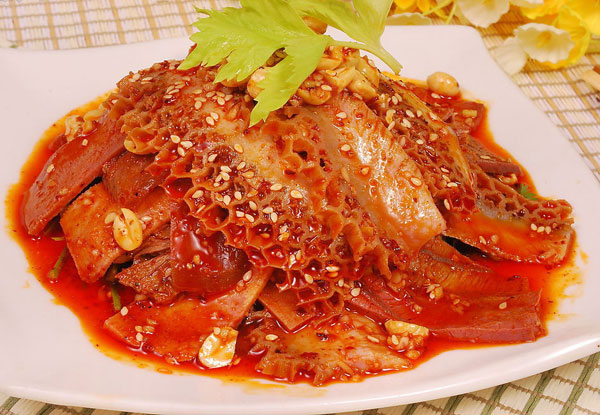 Husband and wife lung slices, Sichuan Cuisine, China Culinary Tours