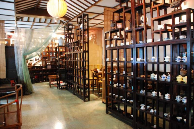 best teas in Beijing China