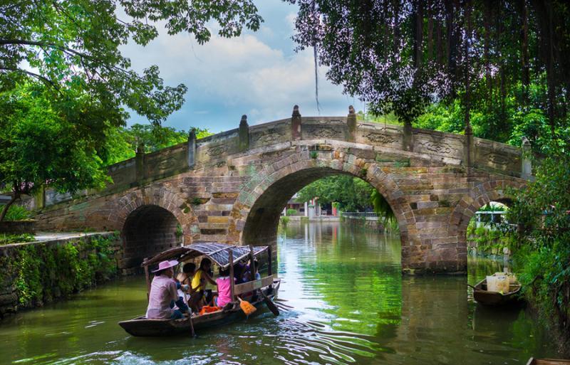 China water town tours