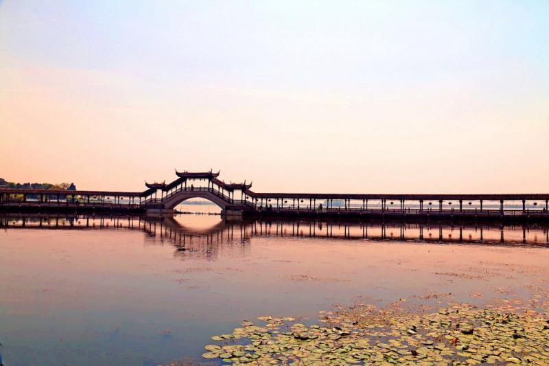Jiangsu water towns