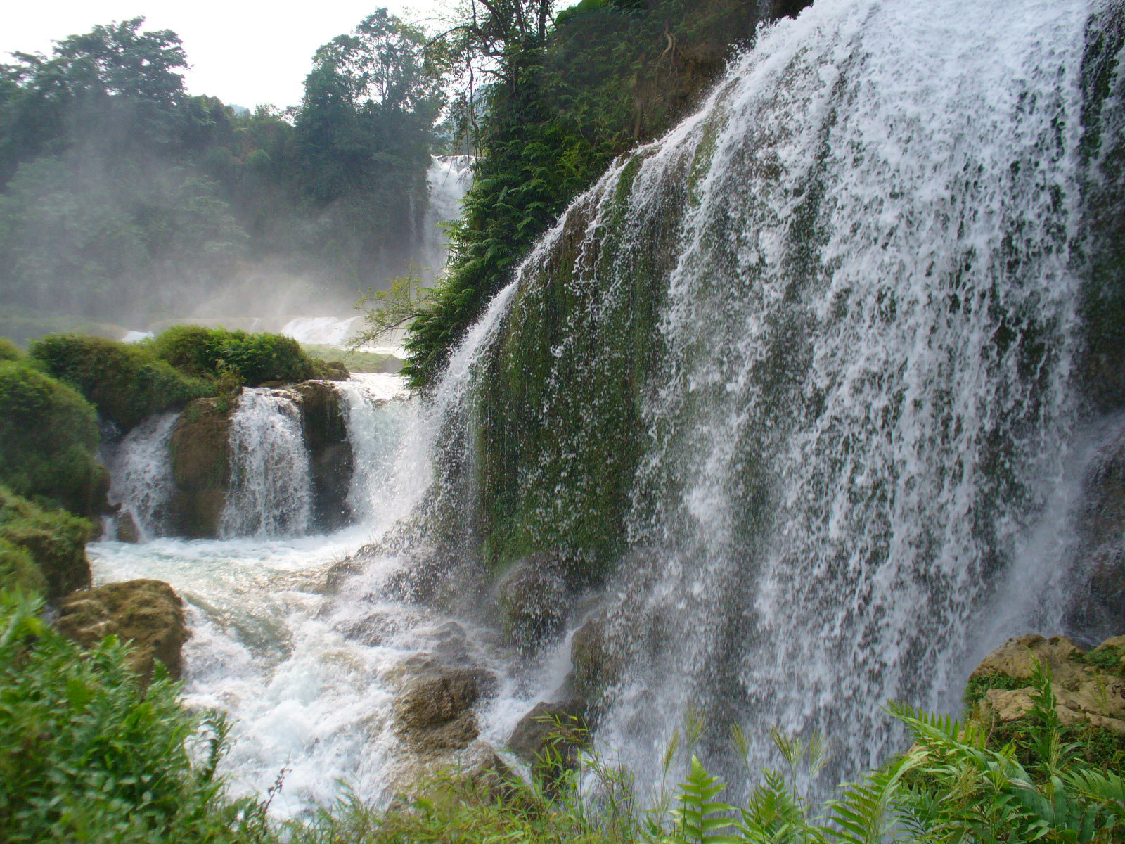 Top 3 Waterfalls in China